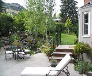 patio garden design Patio Garden Design