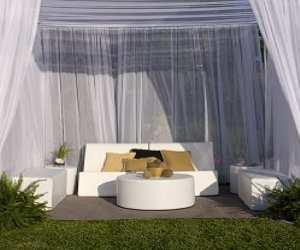 Suite of Outdoor Furniture