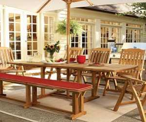 Teak Dining Furniture Table