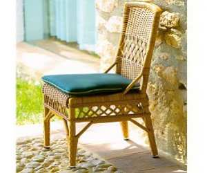 Wicker Dining Side Chair