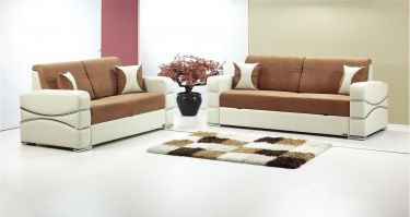 Elegant Sofa and Loveseat Set Elegant Sofa and Loveseat Set