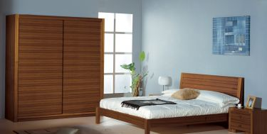 bed3 Alpha Modern Bed