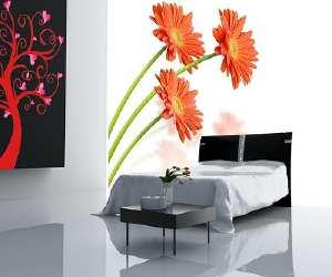 bedroom New Flower and Modern Bedroom