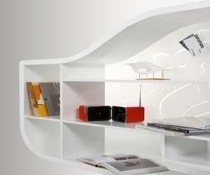bookcase Gaea Bookcase