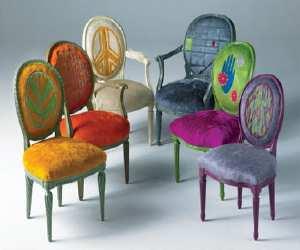 chairs2 Modern Cowhide Furniture