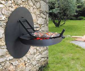 grill Folding Outdoor Grill