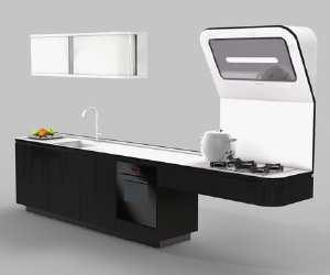 kitchen2 Liquida Modern Kitchen