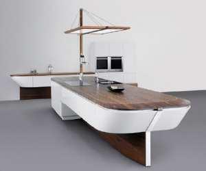 kitchen5 Sailing Boat Kitchen Design