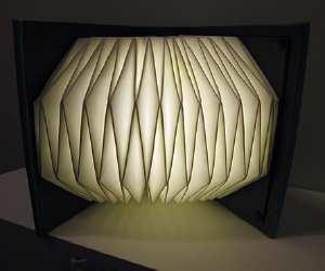lamp Modern Book Lamp