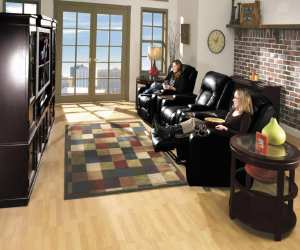 living room3 Lane Recliner Set