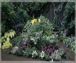 small spaces can be a beautiful garden Small Spaces Can be a Beautiful Garden