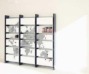 storaga Modern Storage Shelving System