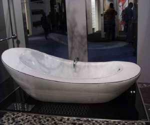 stylish leather bathtub Stylish Leather Bathtub