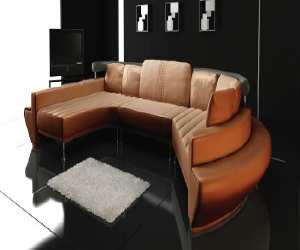Ultra modern leather sectional sofa set for Ultra modern leather sectional sofa set