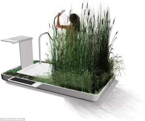 water recycling system in your own shower Water Recycling System in Your Own Shower