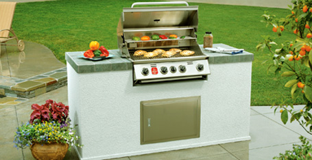 Creating an Outdoor Kitchen Creating an Outdoor Kitchen