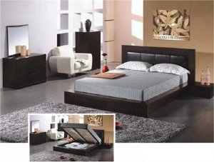 Pareto 5 Piece Bedroom Set Pareto 5 Piece Bedroom Set
