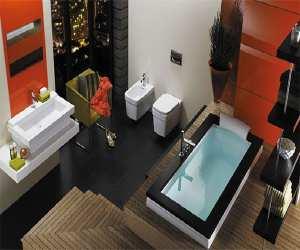 bathroom2 Unique Modern Bathroom