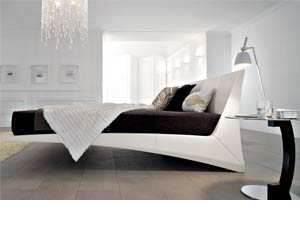 bed3 Dylan Synthetic Leather Bed
