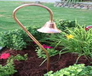 copper tulip light Copper Tulip Light