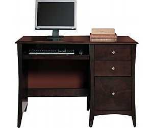 ebony compact office unit Compact Office Unit