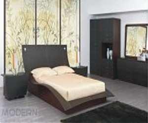 modern bedroom set amanda Modern Bedroom Set   Amanda