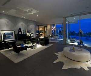 modern loungue room design Modern Lounge Room Design