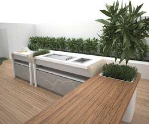 outdoor kitchen Electrolux Outdoor Kitchen