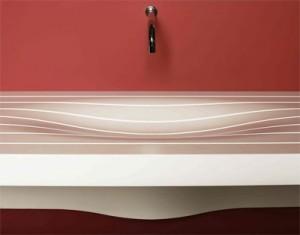 water sink 300x235 Follo Bathroom Washsystem