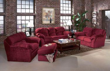 Casual Ultra Plush Living Room Set Casual Ultra Plush Living Room Set