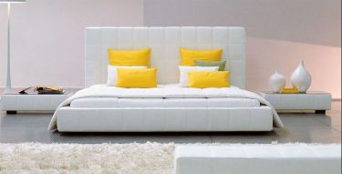 Contemporary Queen Size Bed Contemporary Queen Size Bed