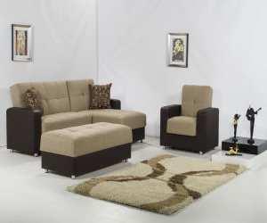 carol beige sectional sofa Carol Beige Sectional Sofa