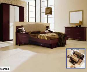 modern and chic in the european way bedroom Modern and Chic in the European Way Bedroom