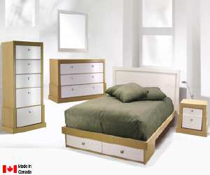 modern clean lines platform bed Modern Clean Lines Platform Bed