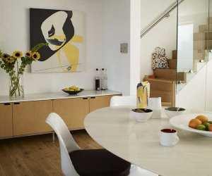 modern dining room style Modern Dining Room Style