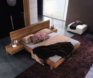 simple and pure italian modern platform bed Simple and Pure Italian Modern Platform Bed