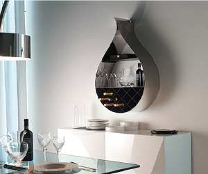 wine rack Water Drop Wine Rack