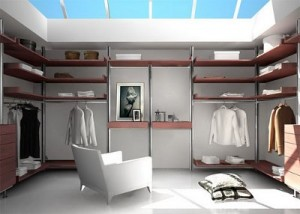 Interior design: Stylish Closets and Dressing Rooms