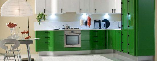 German Kitchen: Compact=