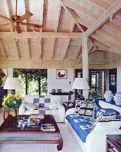 24 Interior Decoration: Country Style