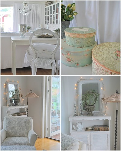 36 Ideas to Use Vintage Style In Interior