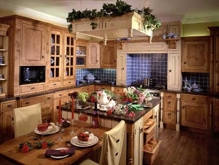 Tips for Country Style Kitchen Interior