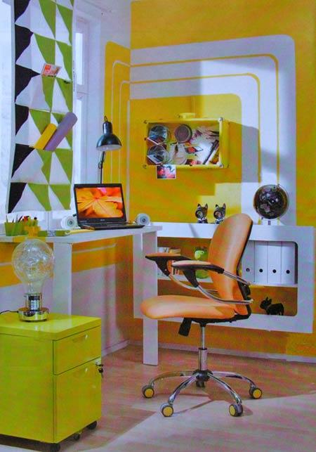 55 Interior Design: Teenager Study