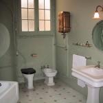 Spiritual Relaxation In Bathroom
