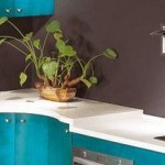 Kitchen Interior: Sinks and Tabletops