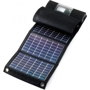 Solar Charger1 300x300 Green Home: Use a Solar Charger Instead