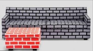 Untitled Bricks & Mortar: Upholstered Furniture