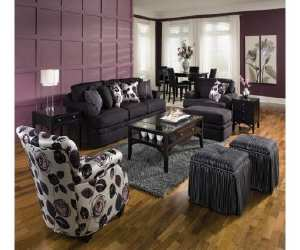 fashionable and contemporary living room Fashionable and Contemporary Living Room