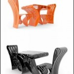 Giancarlo Zema Launched Outdoor Furniture Known As Leaf Collection