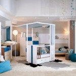 Vibel Created  Elegant Bedroom For A Baby